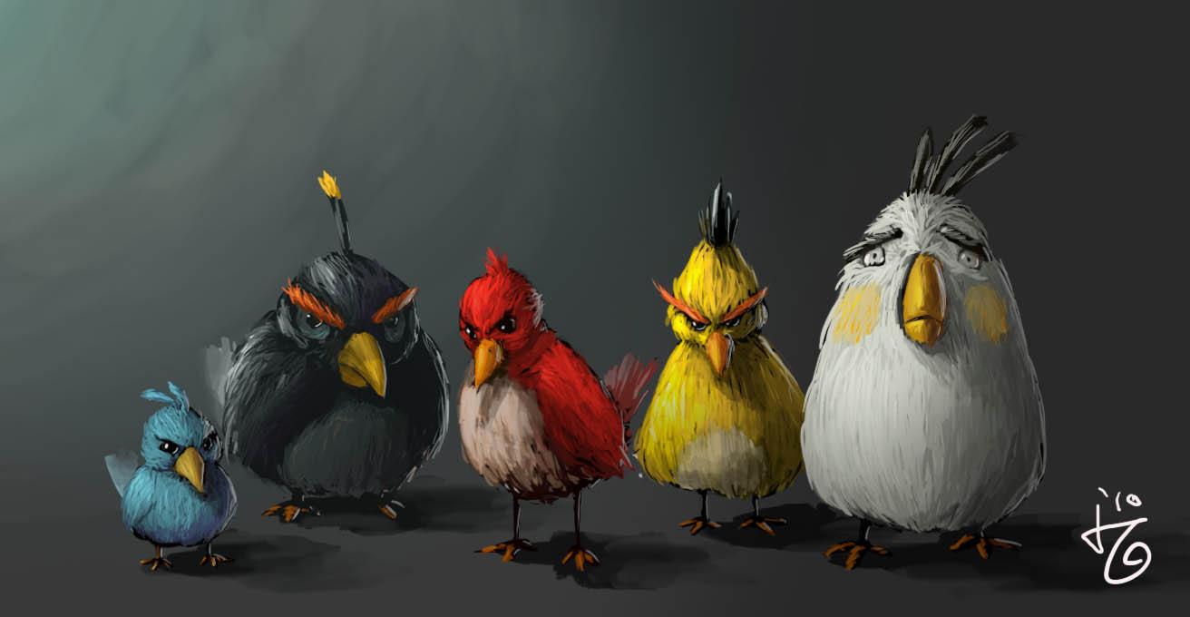 Angry Birds została właśnie zaktualizowana do wersji 2.2.0