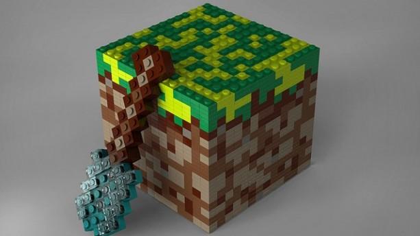 Lego I Minecraft Połączenie Idealne Darmowe Gry Do Pobrania