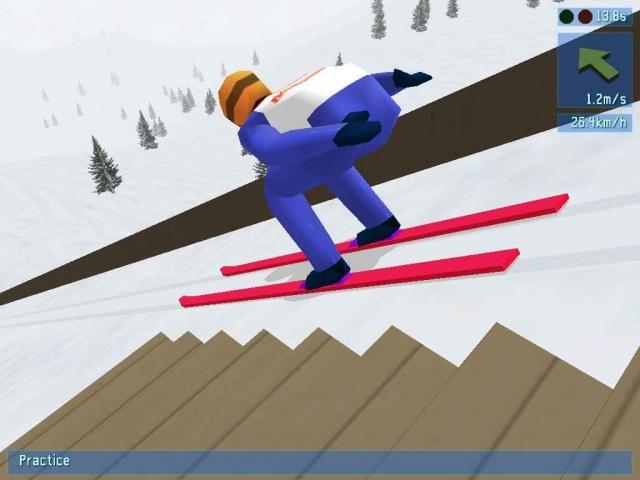 gra skoki narciarskie 2006 download