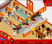 Mc Donald\'s Video Game