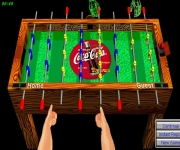 Coca-Cola Table Football