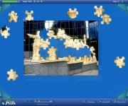 Infinite Jigsaw Puzzle
