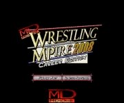 Wrestling MPire 2008: Career Edition