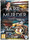 Okładki z gier: Art of Murder:Tajne Akta i Chronicles of Mystery